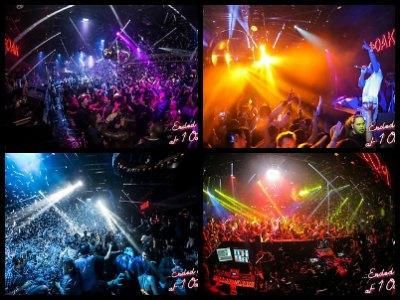 1 OAK Las Vegas nightclub Las Vegas