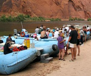 3 Day Smooth Water Grand Canyon Rafting Trips