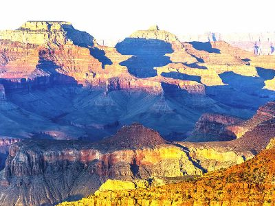 6-Day Tour - Las Vegas, Grand Canyon, Los Angeles, Santa Barbara, San Francisco
