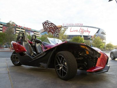 Exotic Sports Car Hire Las Vegas
