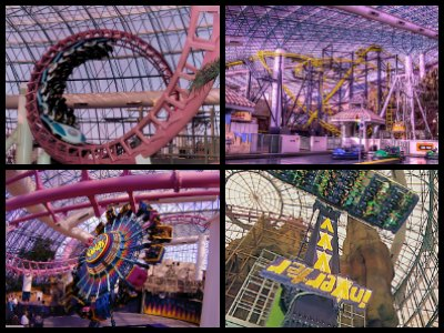 Adventuredome amusement park Las Vegas