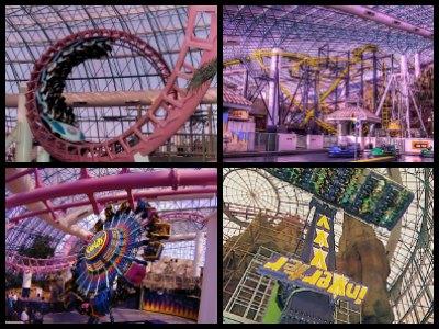 Adventuredome amusement park Las Vegas