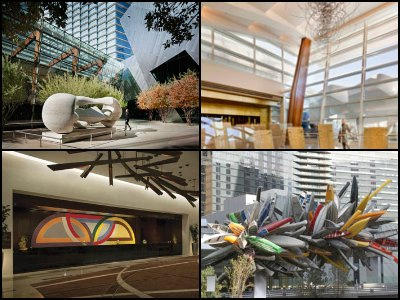 The Art Collection at Aria Hotel in Las Vegas