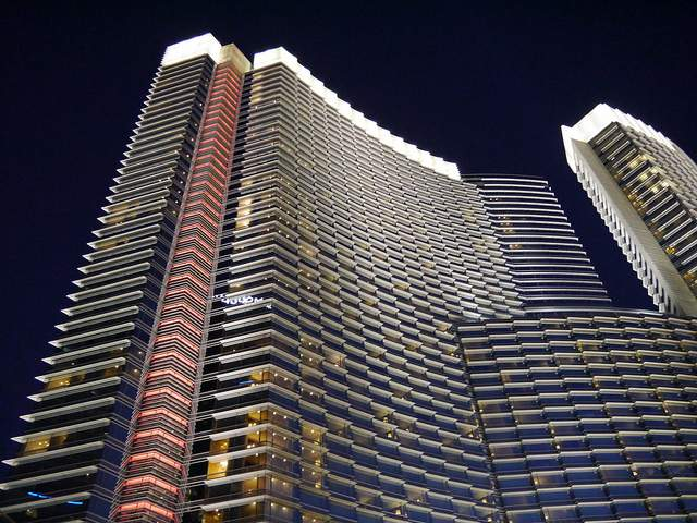 City Center Las Vegas Hotels Shopping Amp Attractions