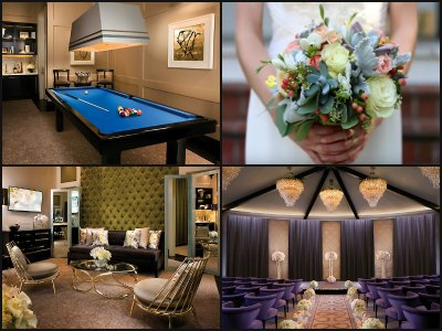 Weddings at Aria Hotel in Las Vegas