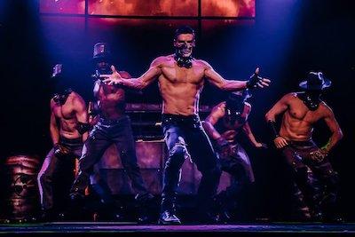 Chippendales show Las Vegas
