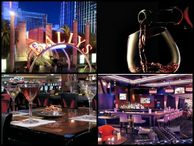 Nightlife at Bally's Hotel in Las Vegas