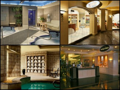 Spa at Bally's Hotel in Las Vegas
