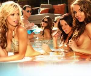 The Bare Pool Lounge