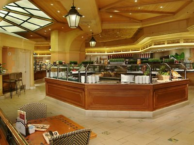 The Buffet at Bellagio Las Vegas