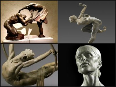 The Art of Richard Macdonald at Bellagio Hotel in Las Vegas