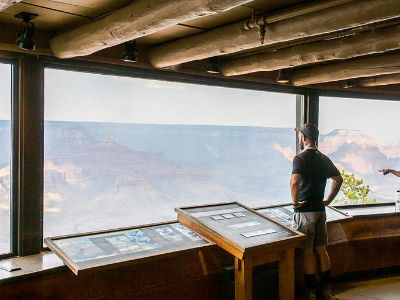 Grand Canyon bus tours to South Rim with Optional IMAX