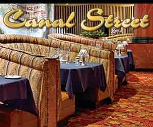 Canal Street Steak & Seafood Las Vegas