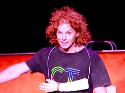 Carrot Top Show in Las Vegas