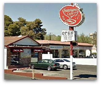 Las Vegas Karaoke Bar - Champagne's Cafe
