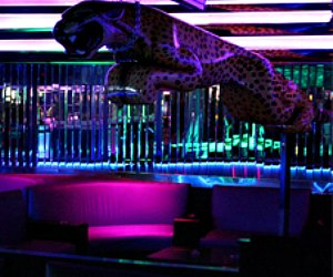 Cheetahs Las Vegas strip club outside view