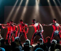 Chippendales in Las Vegas
