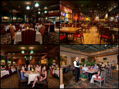 Restaurants at Circus Circus Hotel in Las Vegas
