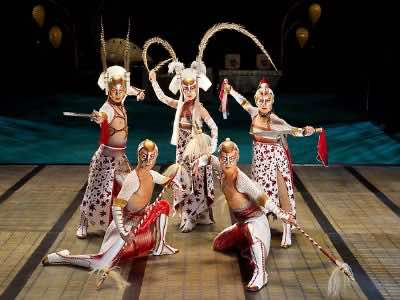 Discounts average $44 off with a Cirque du Soleil promo code or coupon. 50 Cirque du Soleil coupons now on RetailMeNot.