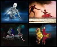 Cirque du Soleil - O poster