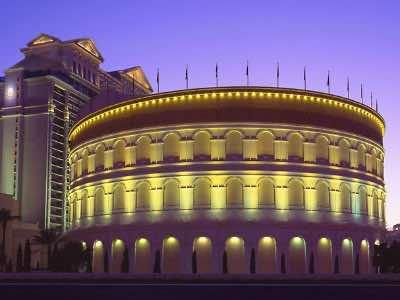 Caesars Palace Colosseum Las Vegas