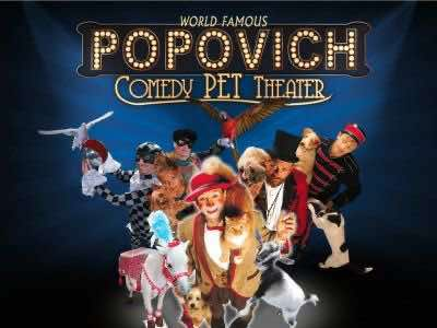 Comedy Pet Theater poster