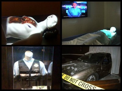 CSI: The Experience in Las Vegas