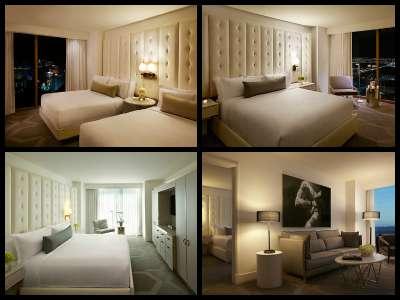 Mandalay bay hotel las vegas review - Delano las vegas two bedroom suite ...