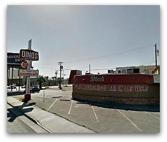 Las Vegas Karaoke Bar - Dino's Lounge