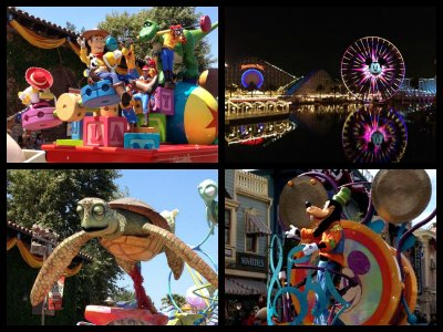 Disneyland tours from Las Vegas