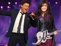 Donny and Marie show in Las Vegas