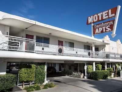Downtowner Motel in Las Vegas