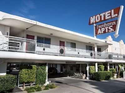 Downtowner Motel in Las Vegas