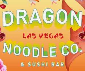 Dragon Noodle Co. Las Vegas Chinese Restaurant