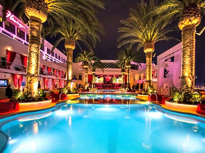 Las Vegas Drai's Beach Club at The Cromwell hotel