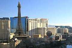 Eiffel Tower Experience in Las Vegas