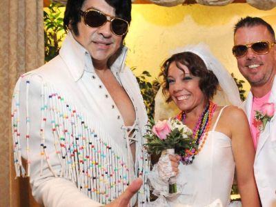 The Best Las Vegas Elvis Wedding Packages