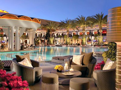 Las Vegas Encore Beach Club