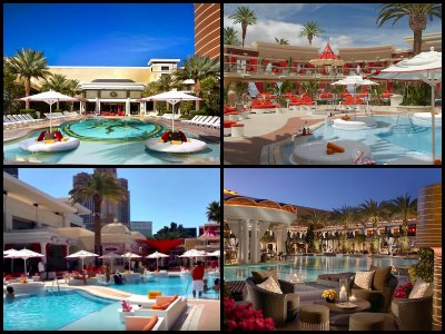 Encore Las Vegas pools