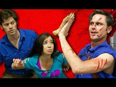 Evil Dead The Musical 4D