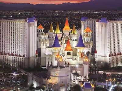 Las Vegas Strip Hotels List 2019