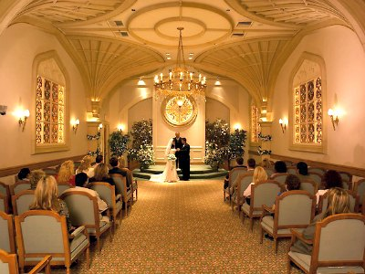 Weddings at Excalibur Hotel in Las Vegas