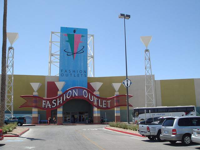 Fashion Outlets of Las Vegas stores