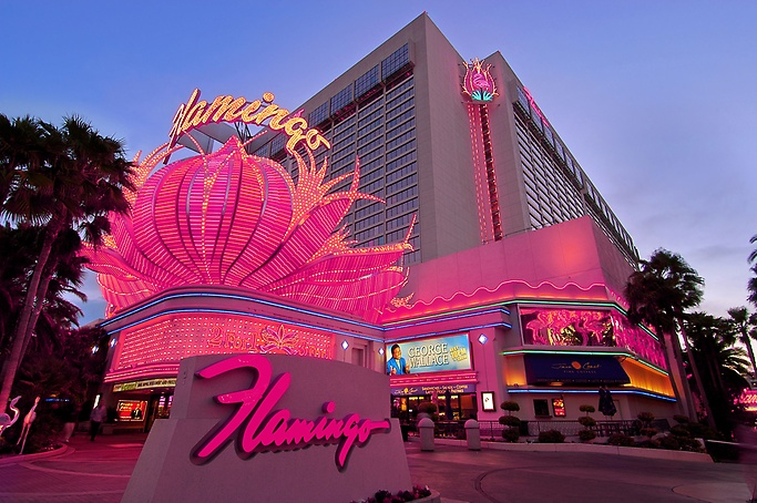 Flamingo Hotel in Las Vegas