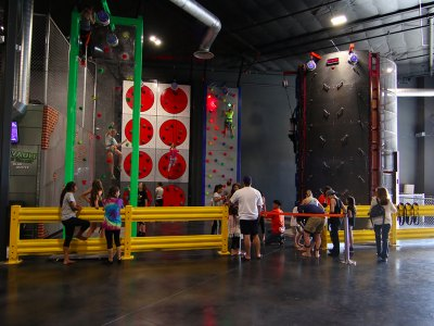 FlipNout Xtreme in Las vegas with Kids