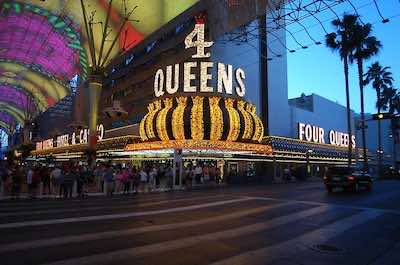 Four Queens Hotel in Las Vegas