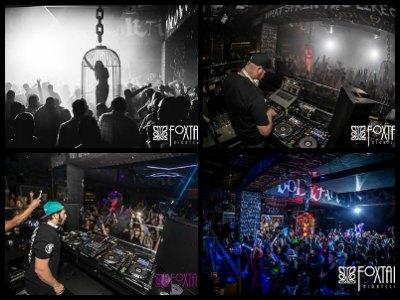 Foxtail nightclub Las Vegas
