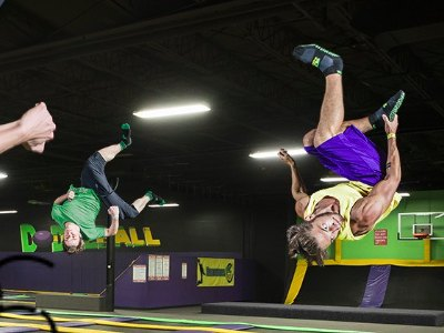 Get Air in Las vegas with Kids