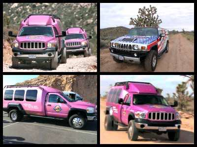 Grand Canyon jeep tours from Las Vegas