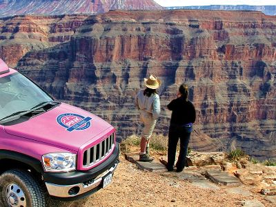 Grand Canyon Jeeps tours - West Rim And Hoover Dam